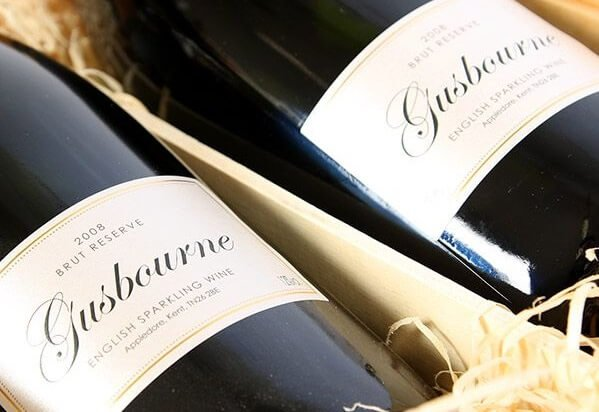 Gusbourne Bottle